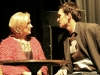 Julie Parton and Chris Taylor in Love Shy Neighbour