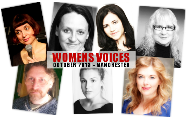 Womens Voices Cast