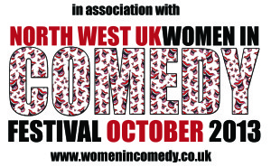Women in Comedy UK Festival October 2013