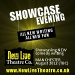 Showcase Evening Seeking Writers