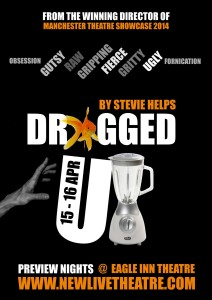 Dragged Up Poster