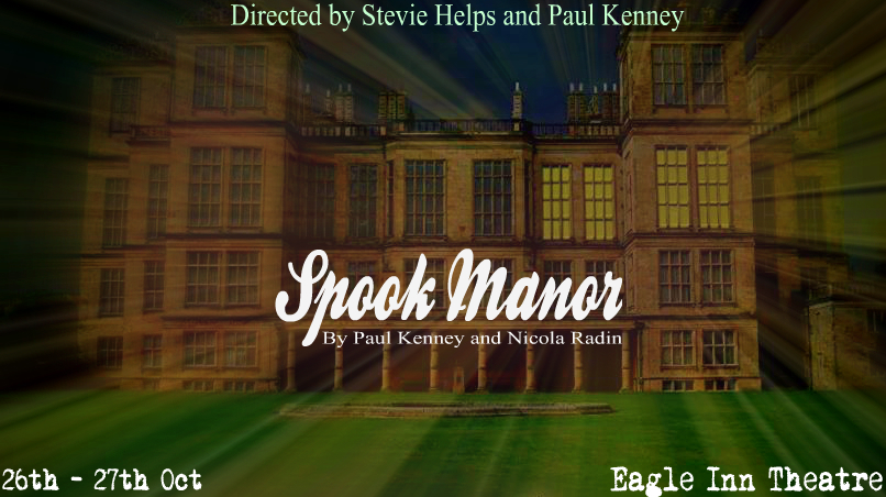 Spook Manor Halloween Manchester Theatre