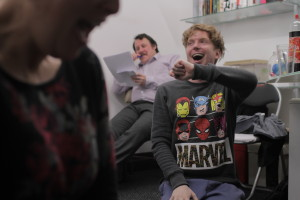 Borderline Electra Rehearsals - Photography by Steven McHugh