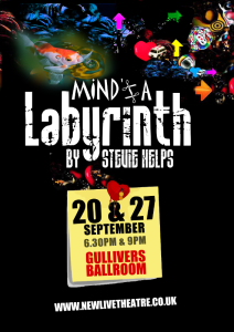 Manchester Theatre September 2016 Minds A Labyrinth