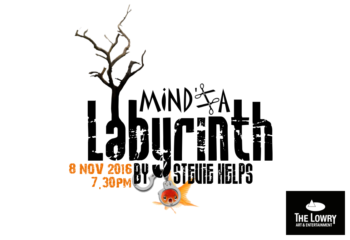 Mind's A Labyrinth The Lowry Studio Theatre